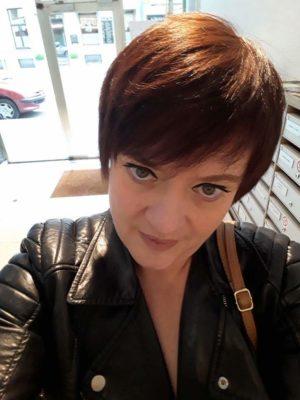 Portait Sylvie Godefroid