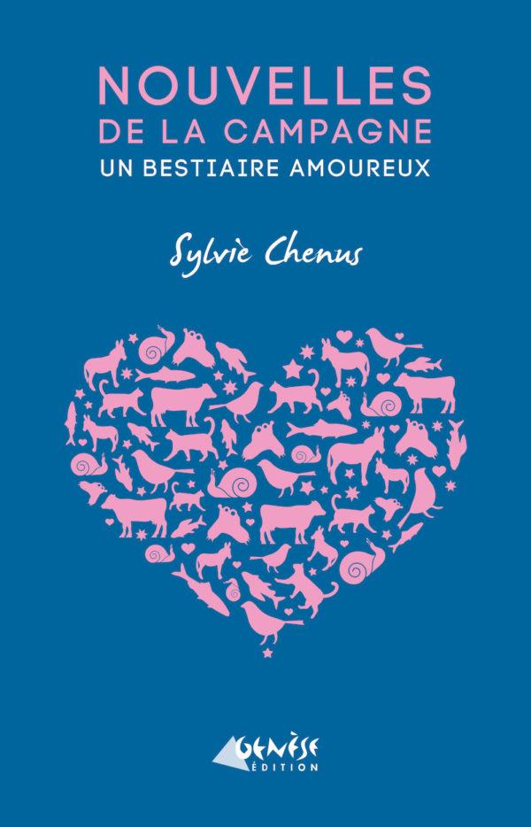 Ouvrage Nouvelles de la campagne Sylvie Chenus