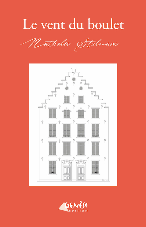 Ouvrage Le vent du boulet Nathalie Stalmans