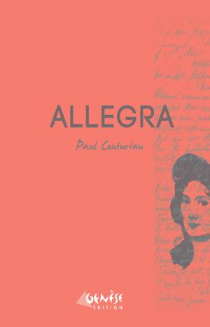 Roman Allegra de Paul Couturiau