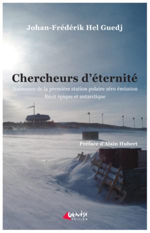 Roman Chercheurs d'éternité de Johan Frédérik Hel Guedj