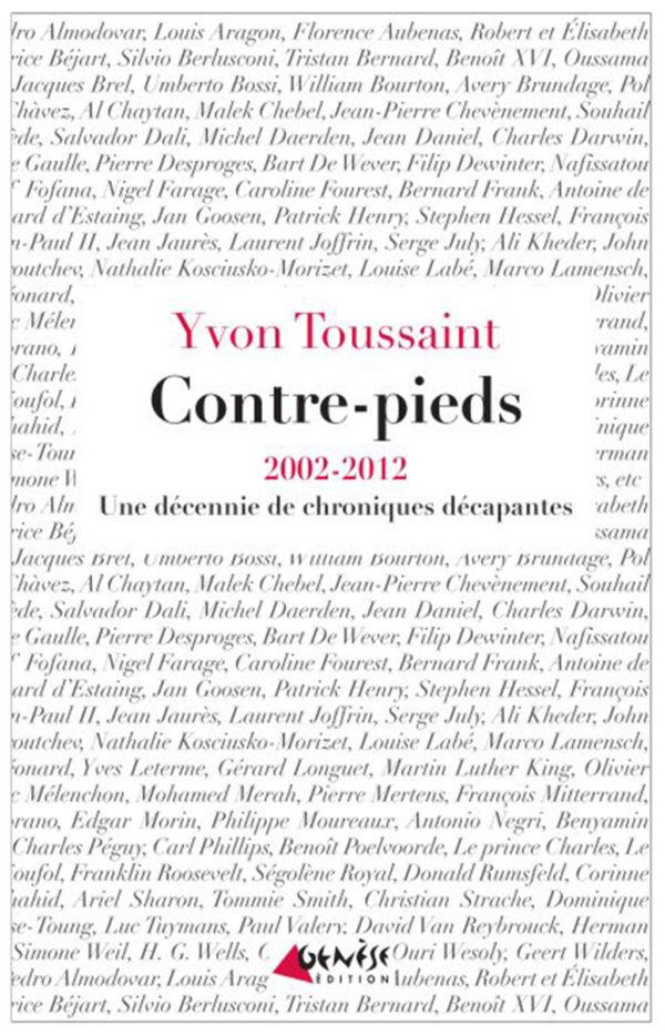 Livre Contrpieds de Yvon Toussaint
