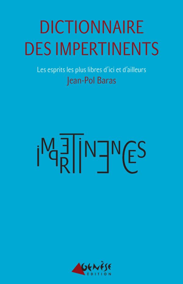 Ouvrage Dictionnaire des impertinents de Jean-Paul Baras