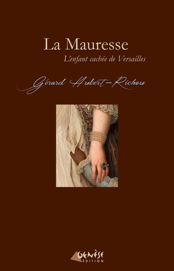 Roman historique La Mauresse de Gérard Hubert-Richou